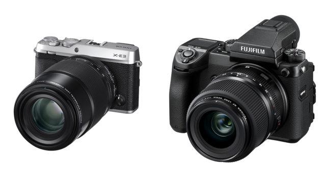 Neue GF  XF Fujinon Objektive  ProfiFoto