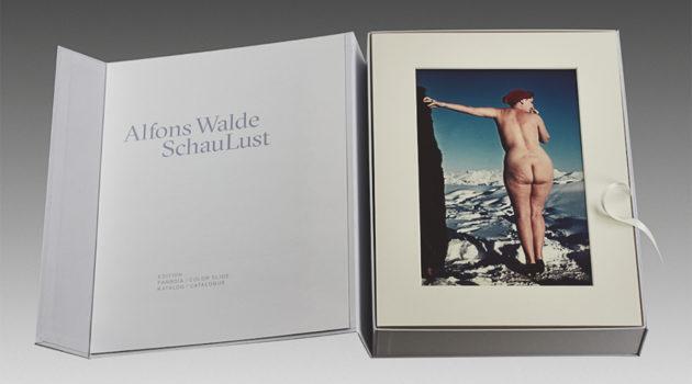 Alfons Walde  Aktmotive in limitierter Auflage  ProfiFoto