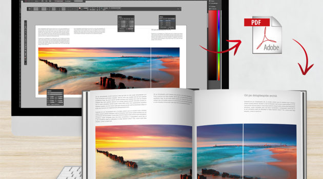 Cewe Fotobuch mit InDesign erstellen  ProfiFoto