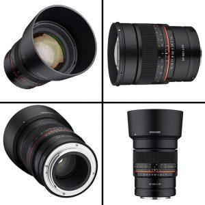 Samyang Objektive fr Canon RF  ProfiFoto