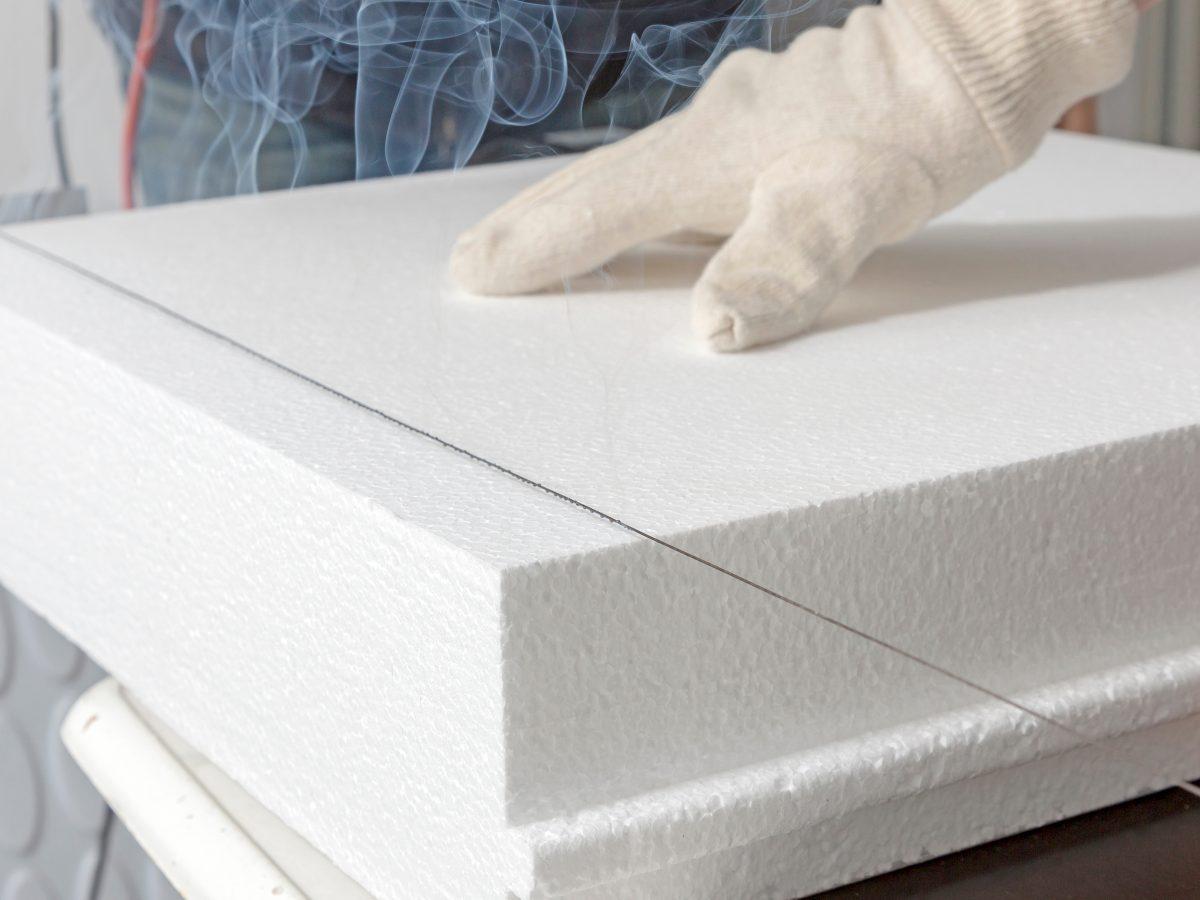 Einfaches Dämmen Der Kellerdecke Mit Emissionsgeprüften Eps-Platten