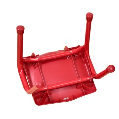 Chair Upside Down On Wall Rent Party Chairs Thrifty 210mm Red Profile Education