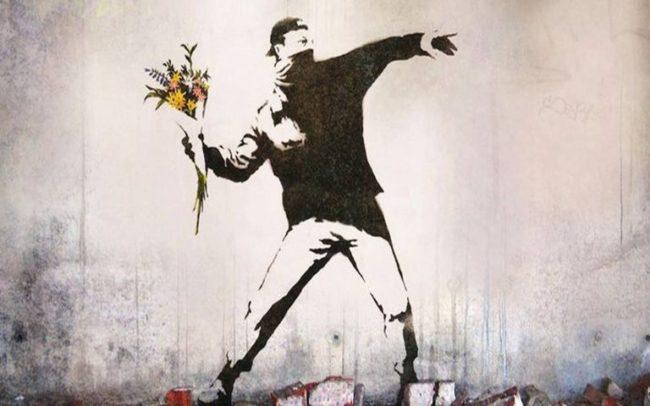 """""""Ritratto d'ignoto, un artista chiamato Banksy"""" – la mostra a Palermo"""