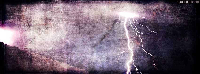 Free Fall Flowers Wallpaper Creepy Lightning Facebook Cover