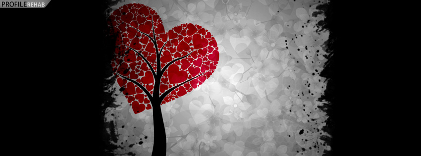 Funny Fathers Day Quotes Wallpapers Red Amp Gray Heart Tree Facebook Cover Valentines Free Images