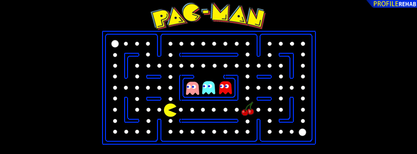 Cool Love Quote Wallpapers Pac Man Facebook Cover For Timeline