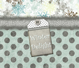 Emo Wallpapers With Quotes Blue Amp Gray Winter Wallpaper Cute Winter Delight Theme