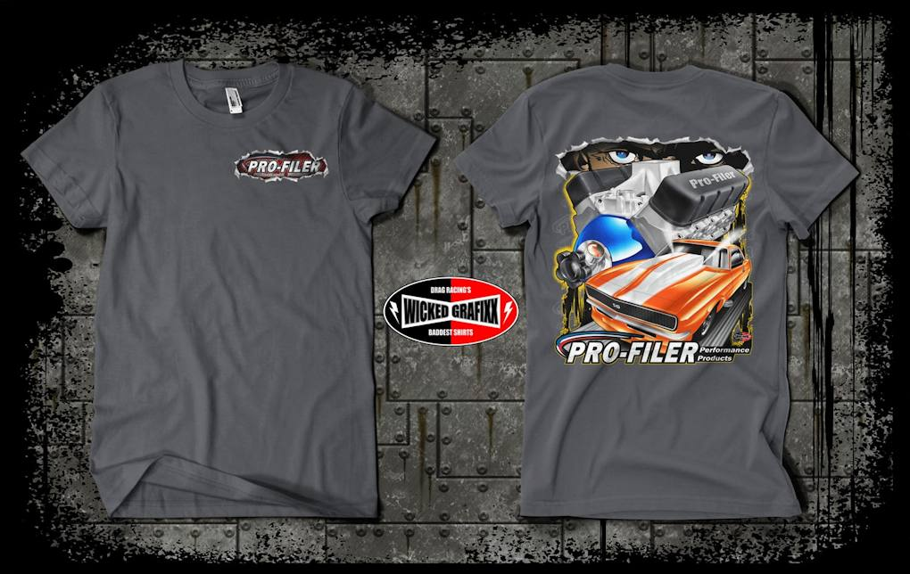 ProFiler Racing TShirts