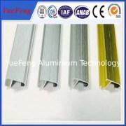 hairline brush finish aluminium