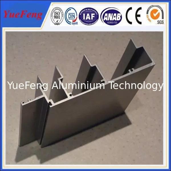 new powder coated aluminium extruded profiles aluminium curtain wall manufacturers
