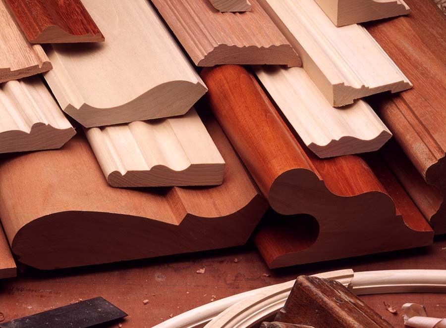 L'inclinazione del tetto non è destinata a rimanere nuda per sempre solo perché è inclinata. Profili In Legno Massello Per Mobili E Pareti Profili Crocco
