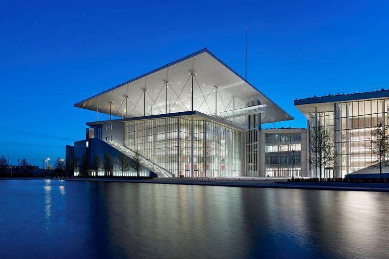 Το Στ. Νιάρχος στα top 10 αρχιτεκτονικά έργα στον κόσμο το 2016