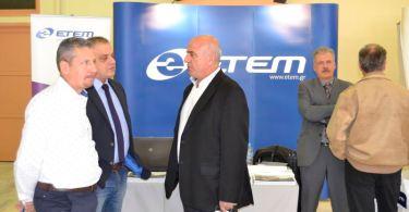 ETEM: Συνοδοιπόρος της ΠΟΒΑΣ & στο 6ο Συνέδριο Κατασκευαστών