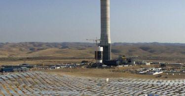 Το Ισραήλ κατασκευάζει τον μεγαλύτερο ηλιακό «πύργο» του κόσμου