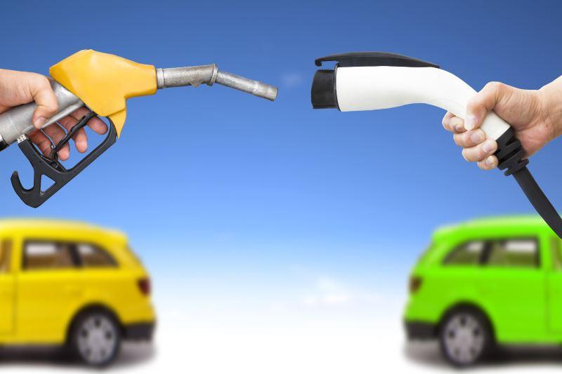 Σταθμός δωρεάν φόρτισης ηλεκτρικών οχημάτων