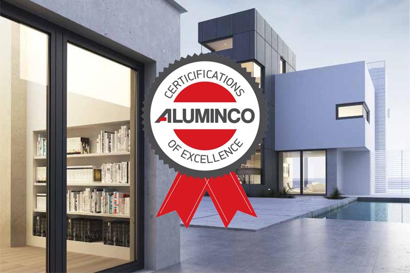 Aluminco πιστοποιήσεις