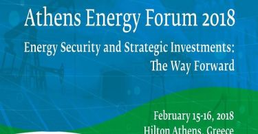 Athens Energy Forum 2018