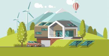 κτίρια με μηδενική κατανάλωση ενέργειας