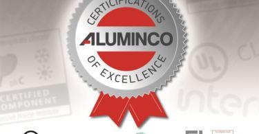 Aluminco πιστοποίηση