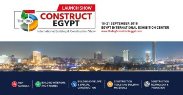The Big 5 Construct Egypt 2018