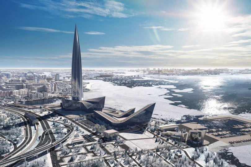 ουρανοξύστης-Ευρώπη