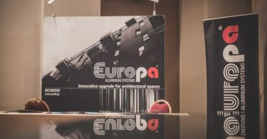 Europa-Profil-Αλουμίνιο-3ο-Συνέδριο-Αρχιτεκτονικής-και-Τουρισμού