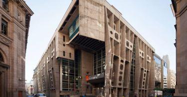 μπρουταλιστική-αρχιτεκτονική