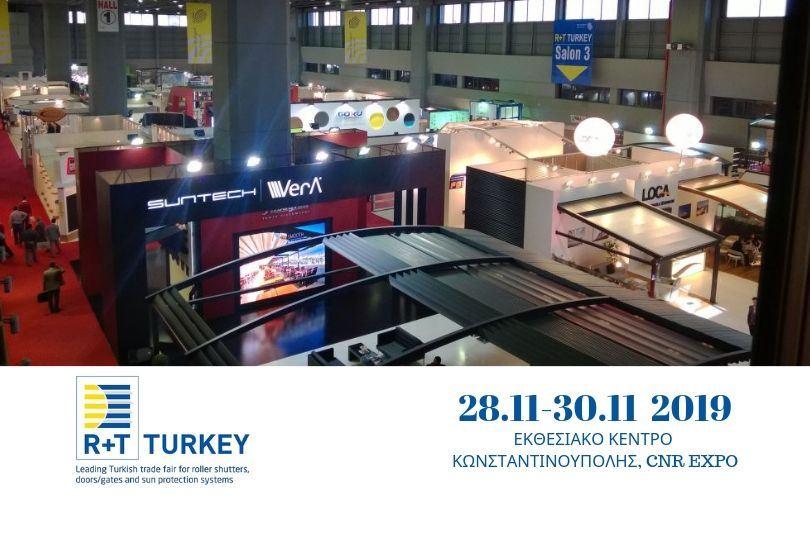 R+T Turkey