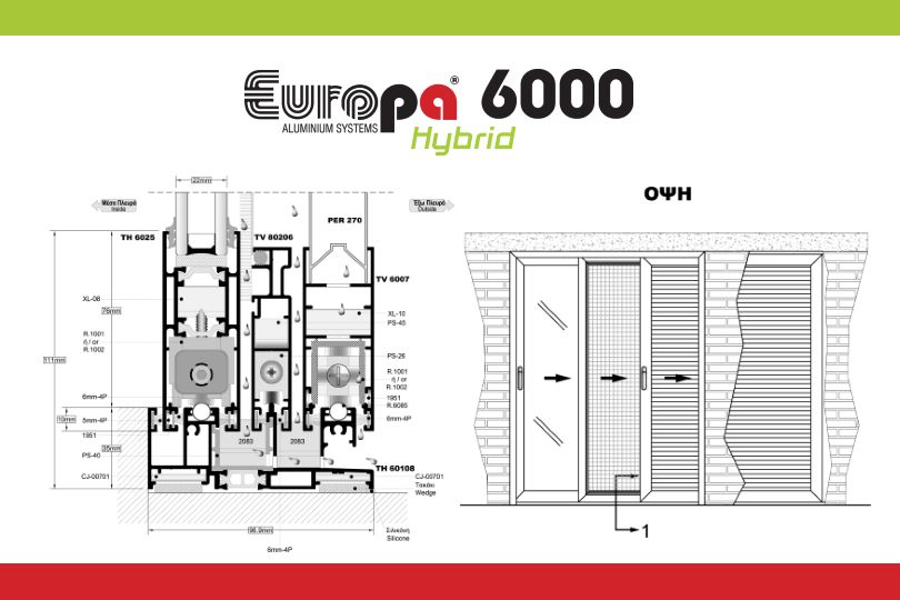 EUROPA 6000 Hybrid