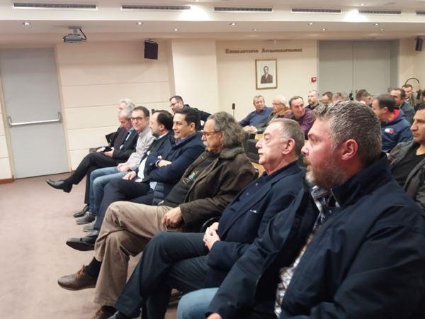 εκδήλωση-Σύλλογος-Σιδηροαλουμινοκατασκευαστών