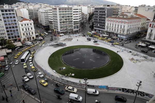 ανάπλαση-Αθήνας