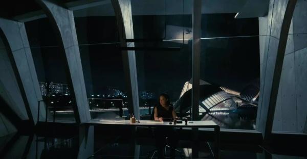 Westworld-αρχιτεκτονική
