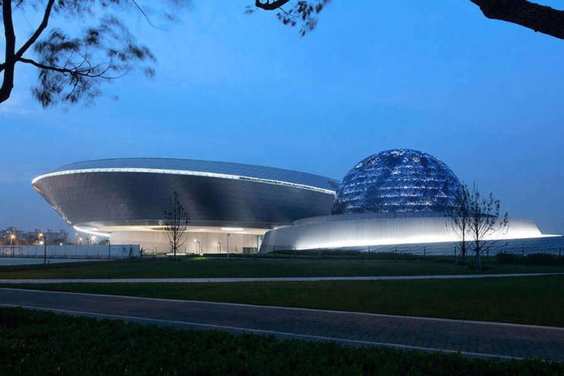 μουσείο-Σανγκάη