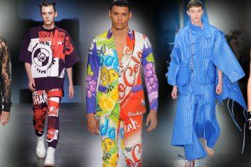 London šílel crazy módou. Že by přicházel konec nudy v pánském šatníku? Návrháři představili svoje Menswear kolekce pro jaro a léto 2015.