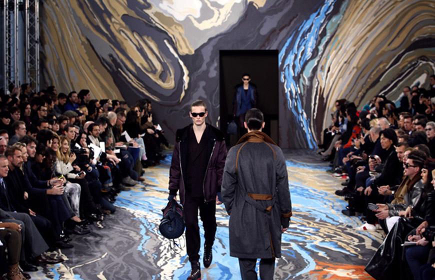 Pánská kolekce Louis Vuitton přináší nové idee pro digitální věk