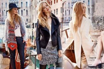 Orsay katalog pro podzim/zima 2014/2015 odkrývá první trendy této značky, pro které si nás chce získat. Podívejte se na katalog i lookbook Orsay.