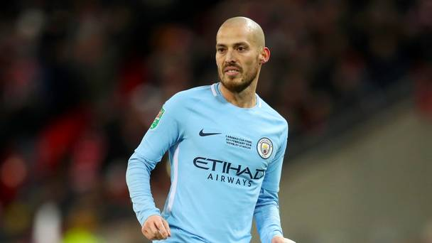 Spain allow David Silva to return home for 'personal reasons'