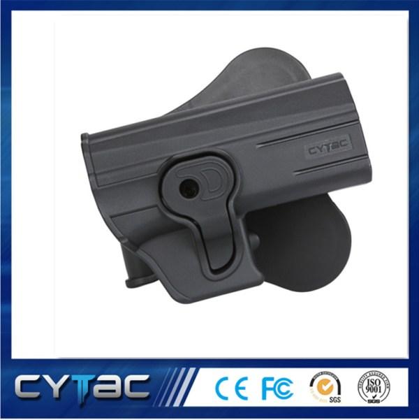 Pištoľové púzdro Cytac pre ČZ-P07 s pádlom + opasková redukcia + molle redukcia