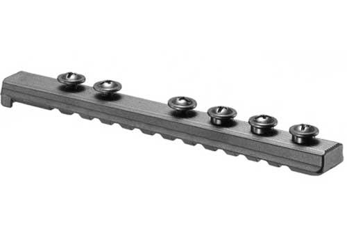 Picattiny Polymer Rail For M16/M4