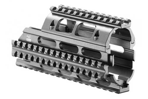 RPK Aluminum Rail System
