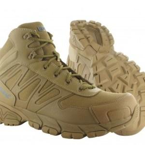 Taktická obuv MAGNUM UNIFORCE 6.0 COYOTE TAN