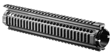 Rifle Length Aluminum 4 rail system