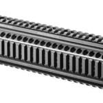 Rifle Length Aluminum 4 rail system 1