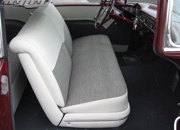 58 Bel Air Hardtop Convertible