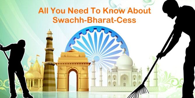 Swachh Bharat Cess Tax