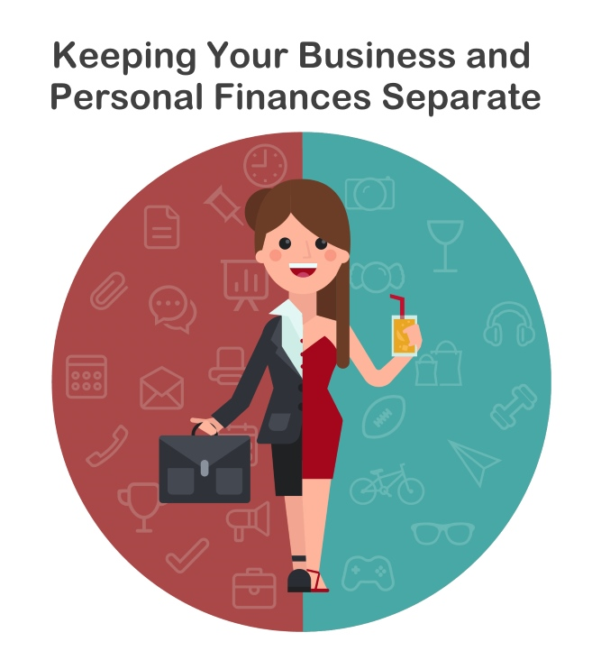 Keeping Your Business and Personal Finances