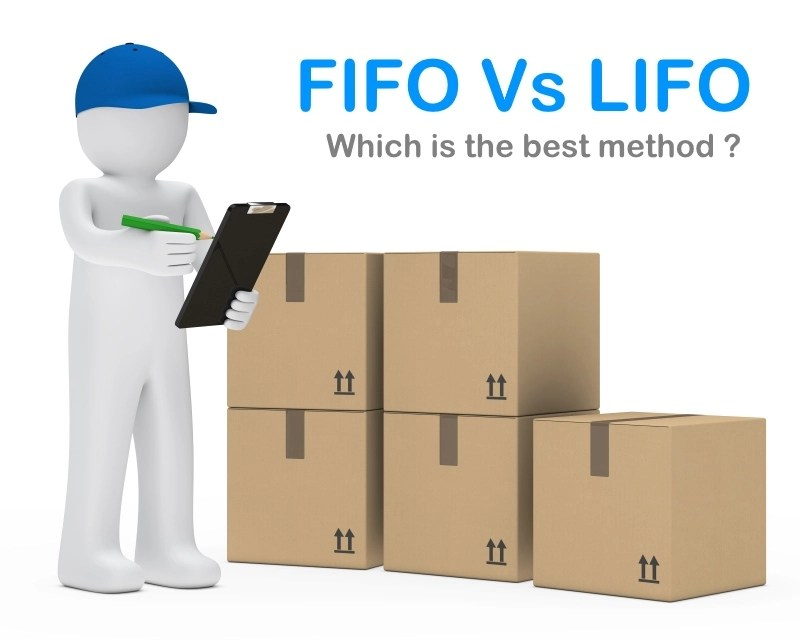 FIFO Vs LIFO - Inventory Valuation Method