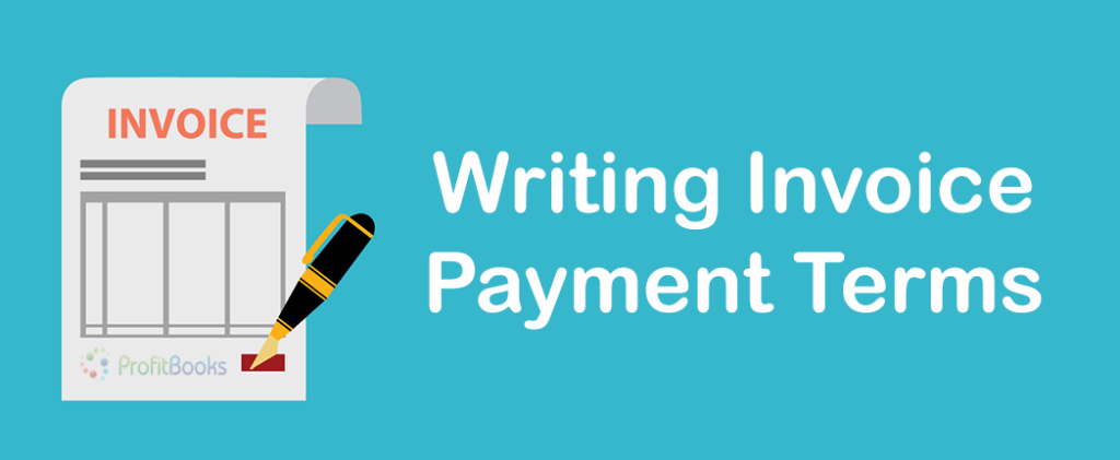 Invoice Payment Terms And Conditions