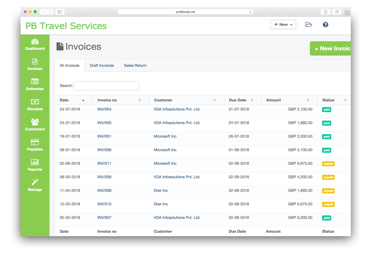 best invoicing software for small businesses signup free start