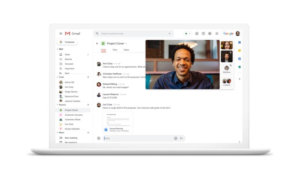 Google Hangouts | Best Webinar software